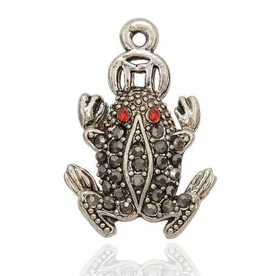 grenouille strass