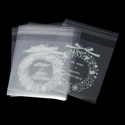 sachet transparent 132 x 100 mm