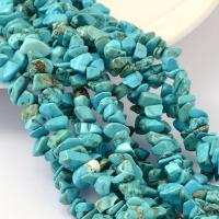 perle puce turquoise